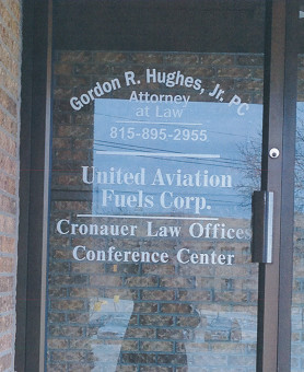 United Aviation Fuels Corp