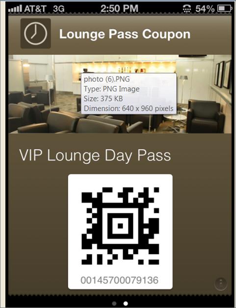 Farelogix Lounge Coupon