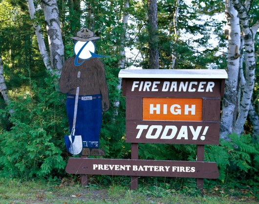 Prevent Battery Fires