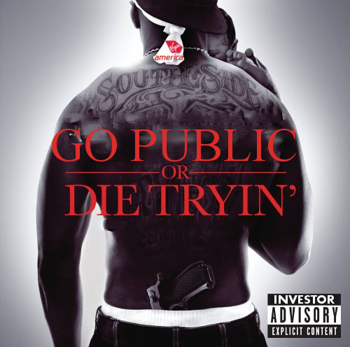 Virgin America Go Public or Die Trying