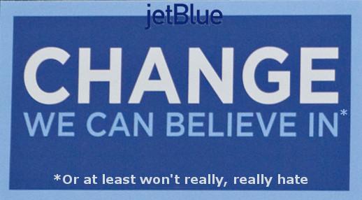 JetBlue Change Fee
