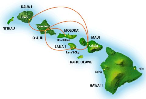 Island Air Routes