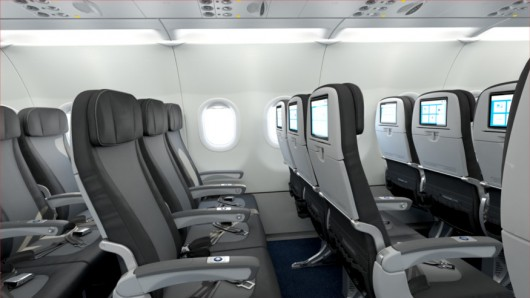 JetBlue New Coach Seats