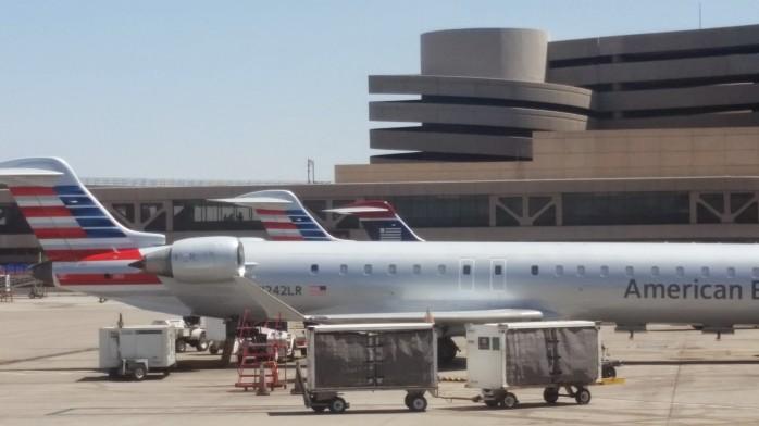 US Airways in American Colors