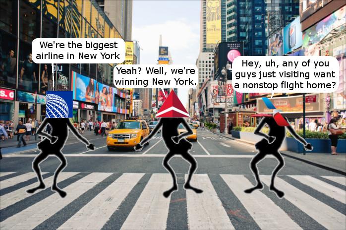 American Post Merger New York Moves