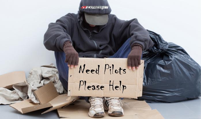 Express Pilot Shortage