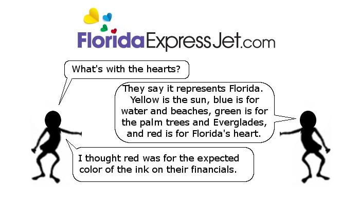Who the F*&@ is FloridaExpressJet