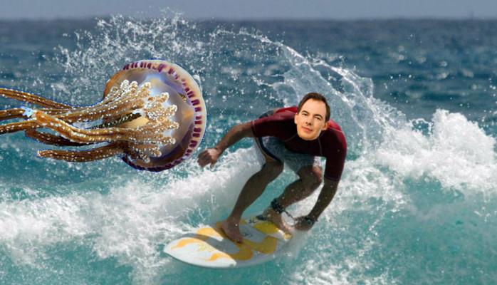 Mark Dunkerley Surf Hawaiian