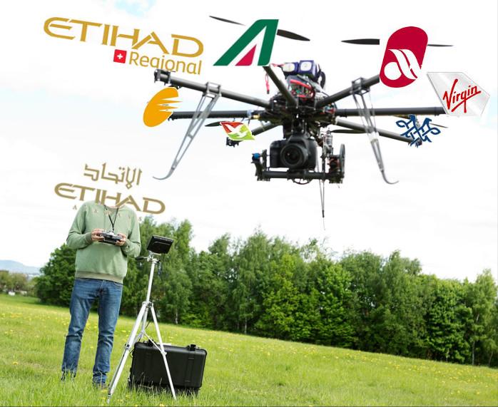 Etihad Drone Program