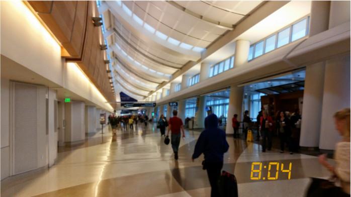 Inside San Jose Terminal B