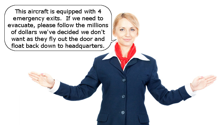 American Flight Attendants Vote No