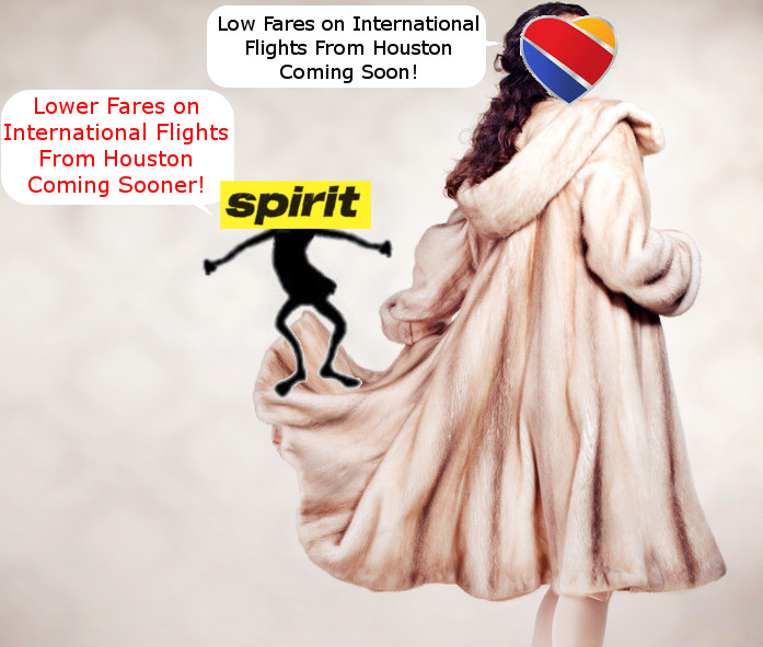 Spirit Houston International