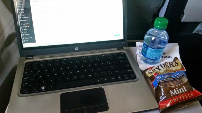 JetBlue Work and Snack