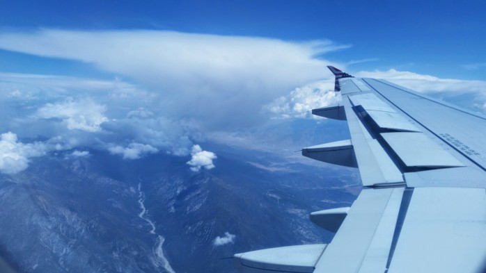 Storms Over Southern California