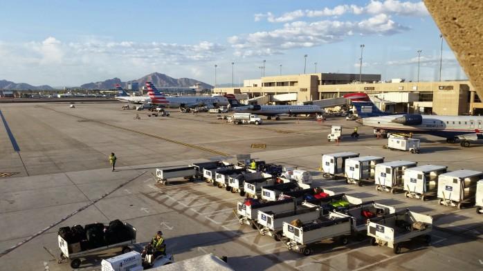 American US Airways Phoenix