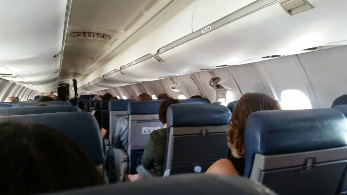 Emergency Exit Handle Problem Mesa CRJ-900