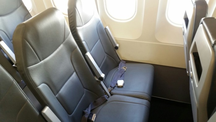 Standard Seats Frontier