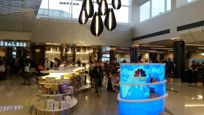 LAX Terminal 2