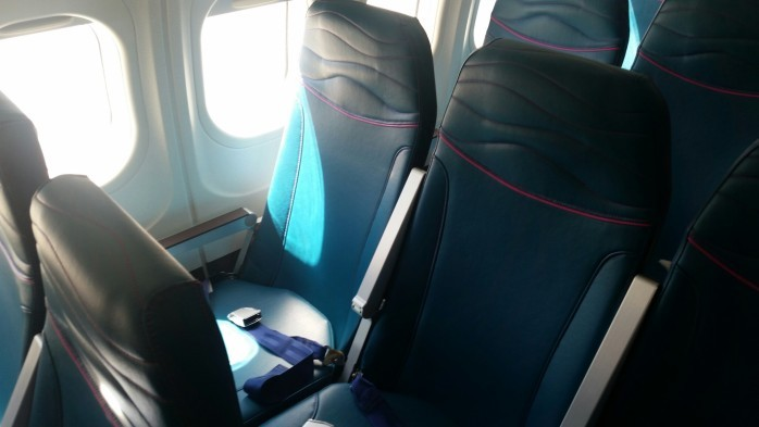 Hawaiian 717 Slimline Seat
