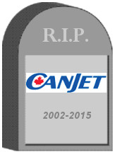 CanJet Tombstone