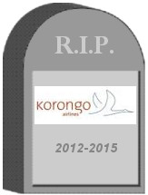 Korongo Tombstone