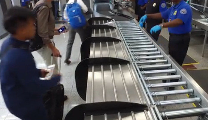 Delta TSA Atlanta Innovation Lanes