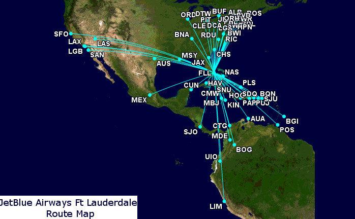 JetBlue Ft Lauderdale
