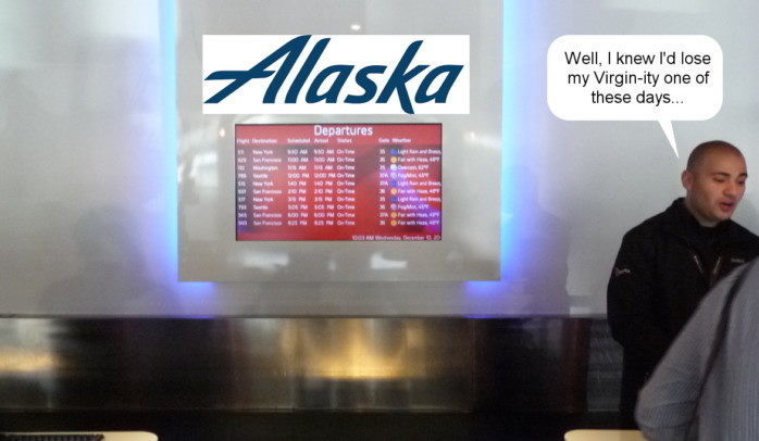 Virgin America Has One More Day Before it Disappears and Alaska Is Prepared
