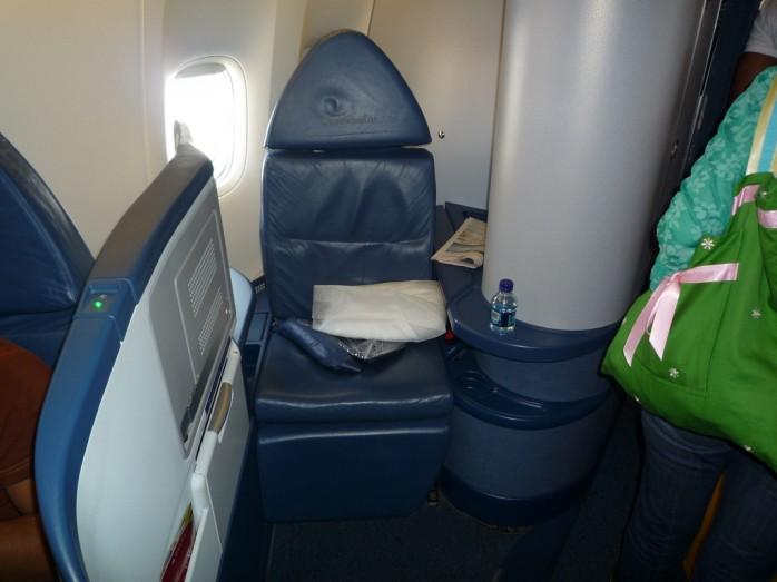 Delta 777 Flat Bed