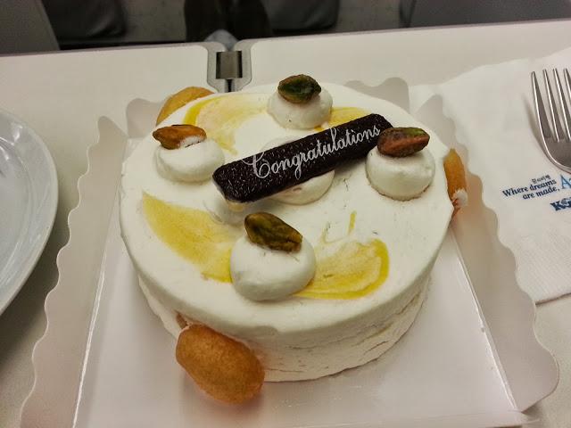 Korean Special Event Cake