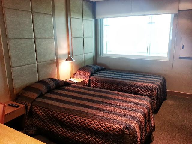 Incheon Hotel Room