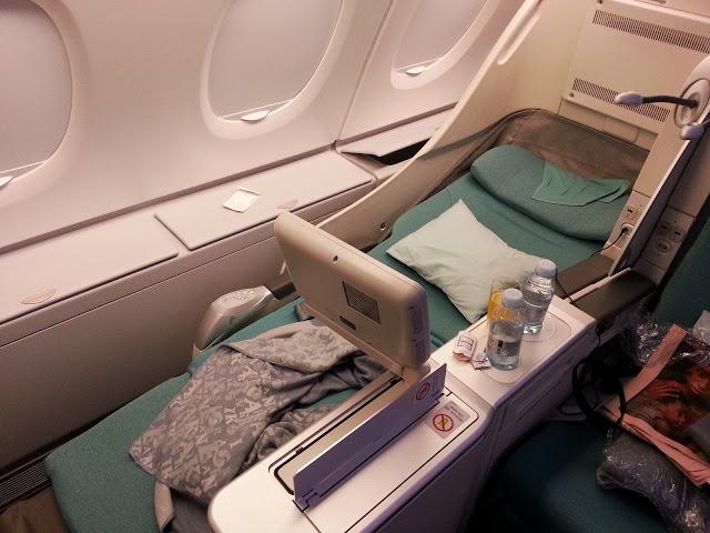 Korean A380 Bed