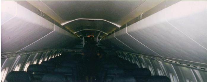 Inside Concorde