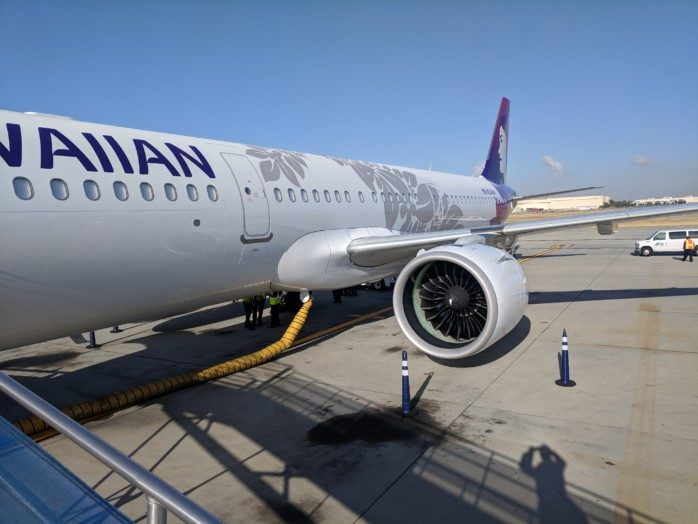 Hawaiian?s Inaugural From Long Beach on the A321neo (Trip Report)