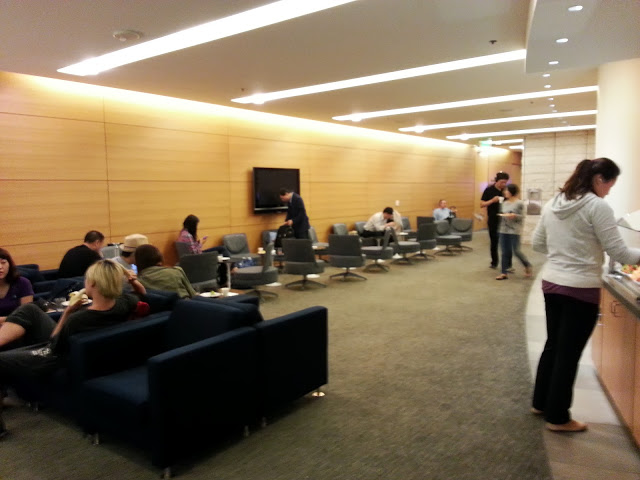 Korean LAX Lounge 2