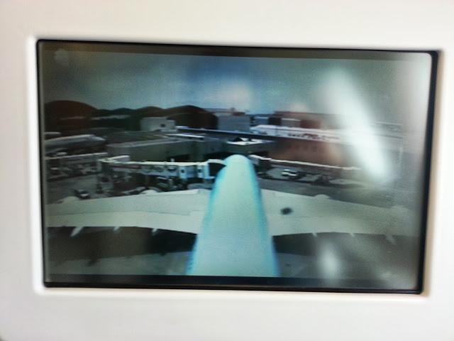 Korean A380 Tailcam