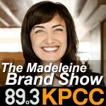The Madeleine Brand Show Logo