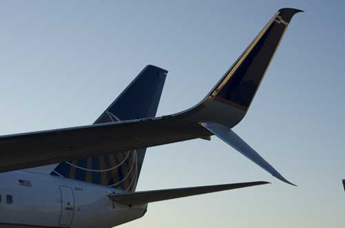 Topic of the Week: The Coolest Looking Winglet