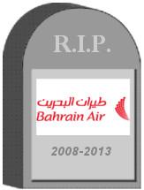 Bahrain Air Shut Down