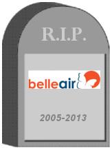 Belle Air Shut Down
