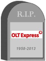 OLT Express Germany Shut Down