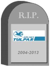 Tulpar Air Shut Down