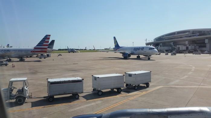 DFW Terminal E Satellite