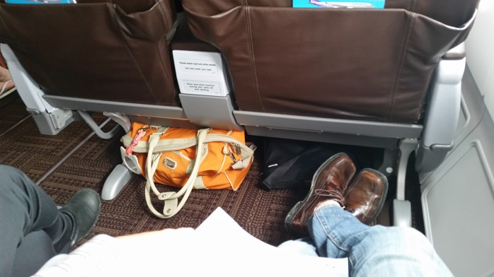 Hawaiian Extra Comfort Row 11 Legroom