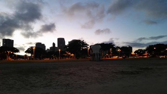Ala Moana Sunrise