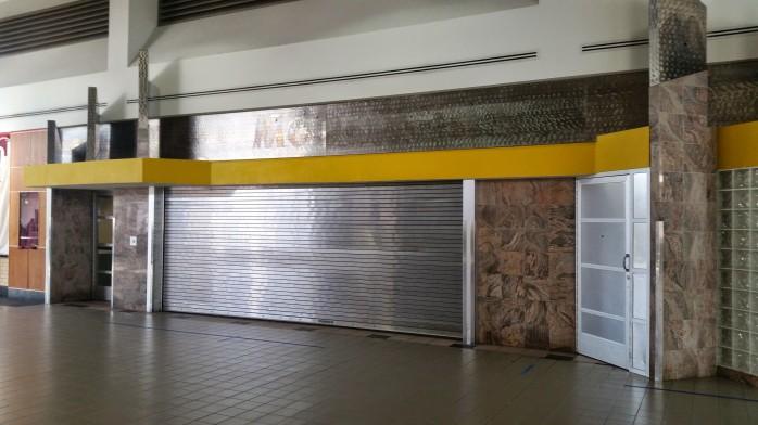 LAX Terminal 1 Renovations