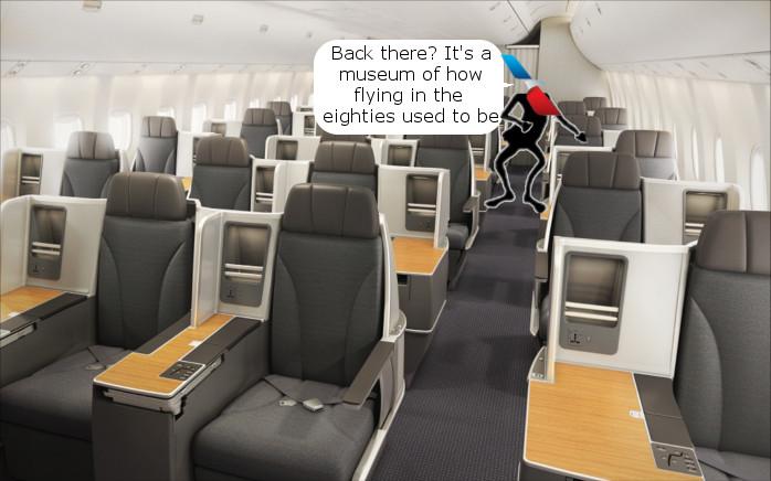 American 767-300 New Biz