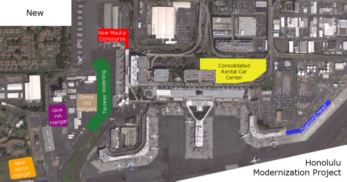 Honolulu Airport Modernization