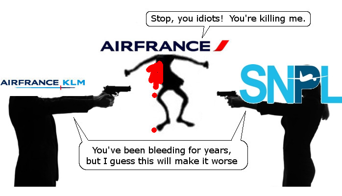 Air France Pilot Strike Ends