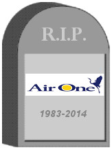 Air One Tombstone